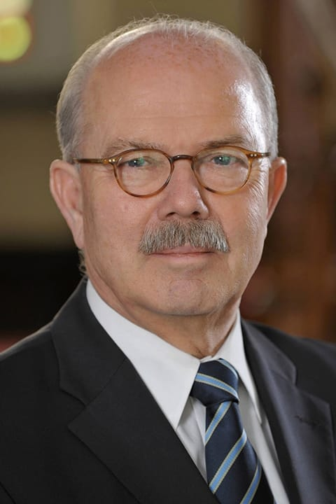 Prof. Wolfgang Gaebel - Congress President