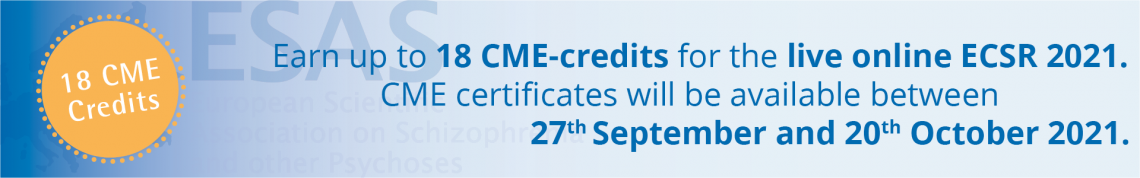 Earn up to 18 CME-credits