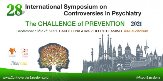 28th International Symposium on Controversies in Psychiatry 2021