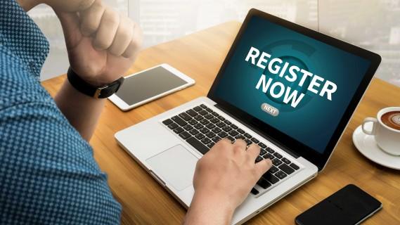 Online Registration for the ECSR 2021